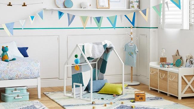 Estructura de casita de Zara Home Kids