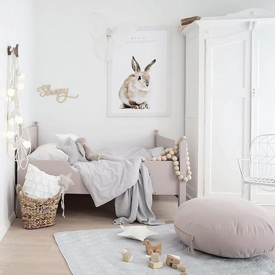 Tendencia Bunny habitaciones de bebés