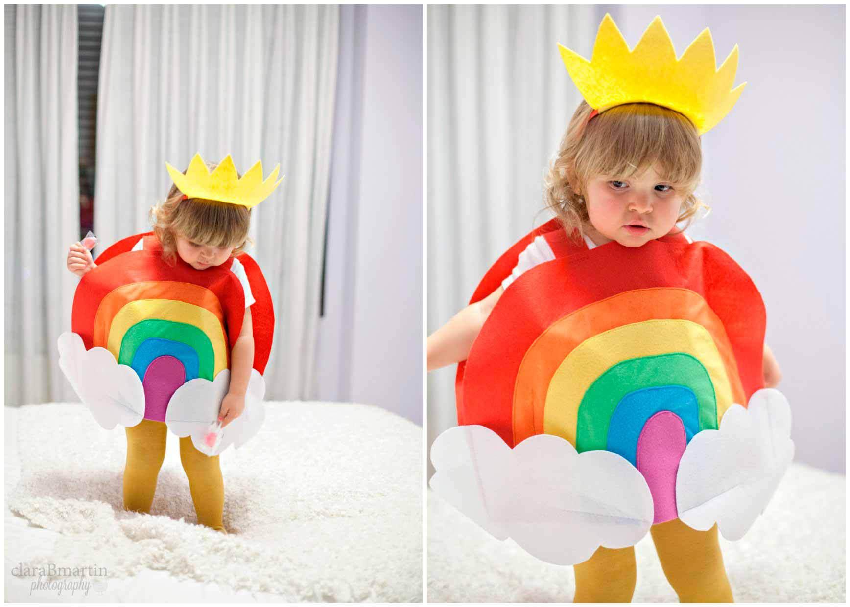 Disfraces de primavera para ni os fotos y tutoriales for Fotos originales de bebes para hacer en casa