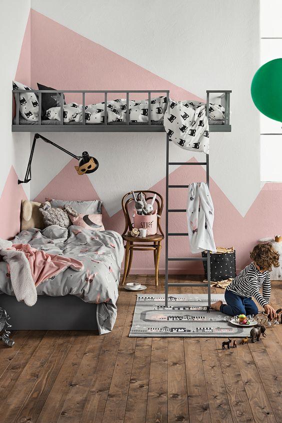 Habitaciones Modernas Para Dos Decoraci N Infantil