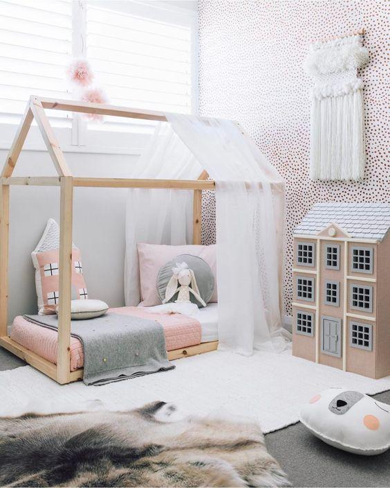 10 tendencias en habitaciones infantiles 2017 - Tendencias dormitorio 2018 ...