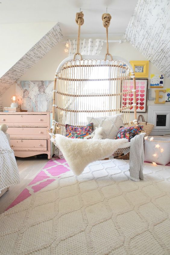 10 habitaciones infantiles que son tendencia en 2017 for What size tv do i need for a 12x15 room