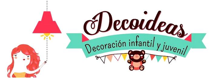 DECORACION INFANTIL Y JUVENIL, BEBES Y NIÑOS | DECOIDEAS.NET - Ideas de decoración infantil y juvenil, bebés y niños