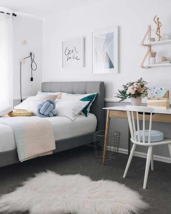 Tendencias habitaciones juveniles 2017 decoideas net - Ultimas tendencias en decoracion de dormitorios ...