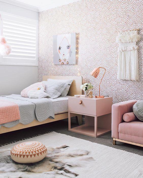 Tendencias habitaciones juveniles 2017 decoideas net for Habitaciones juveniles chica