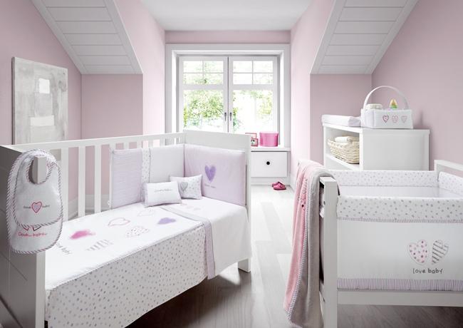 Vestir la habitaci n del beb con - Vestir cuna bebe ...
