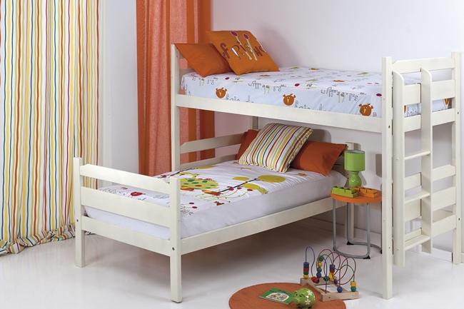 ropa de cama para literas