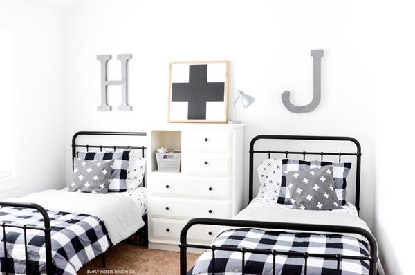 Tendencia cuadros habitaciones juveniles