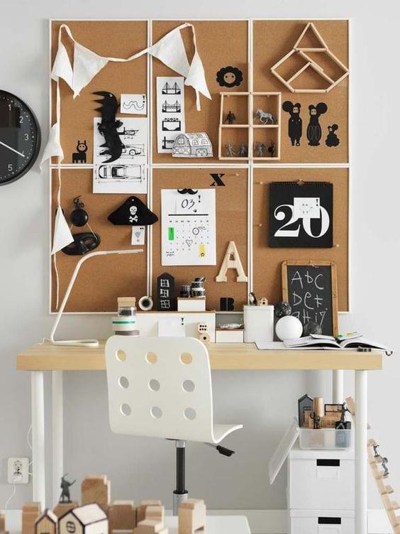 Zona de trabajo Ikea