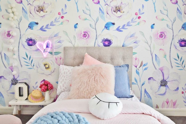 pared floral