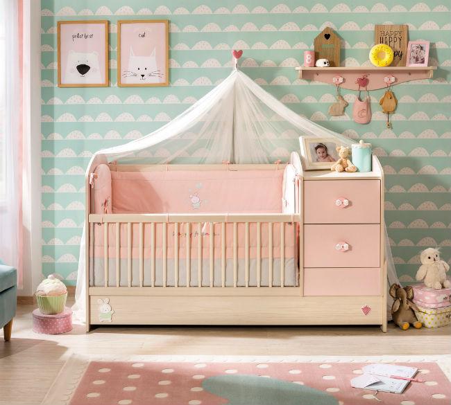 Baby girl muebles para habitaci n de beb ni a - Muebles para cuarto de nina ...