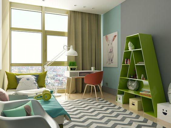 dormitorios infantiles de diseño