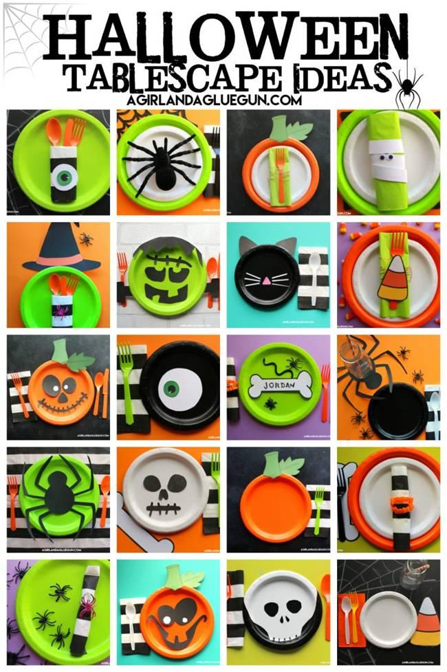 Las mejores manualidades Halloween 2017