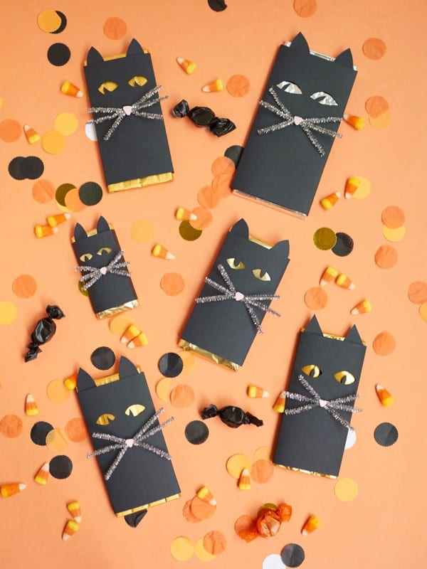 Manualidades Halloween para niños 2018