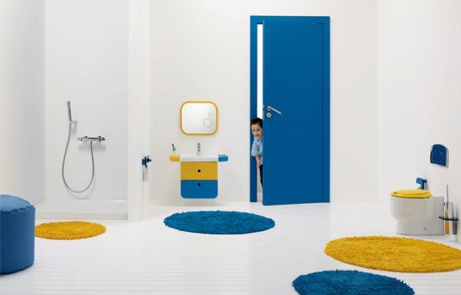 reformar baños infantiles