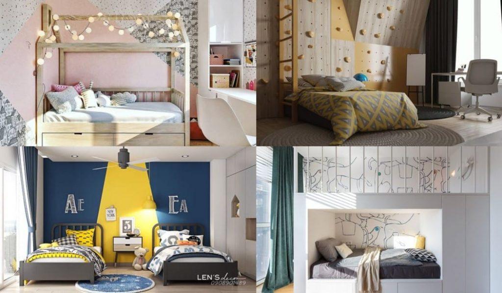 Dormitorios infantiles de diseño moderno