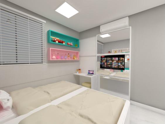 Muchas ideas e inspiración para decorar habitaciones compartidas mixtas