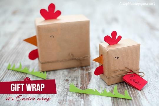 formas divertidas de envolver regalos