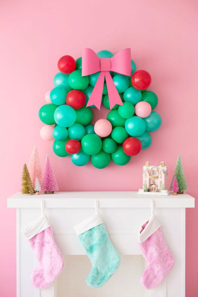 Manualidades de navidad con globos - Manualidades con globos ...