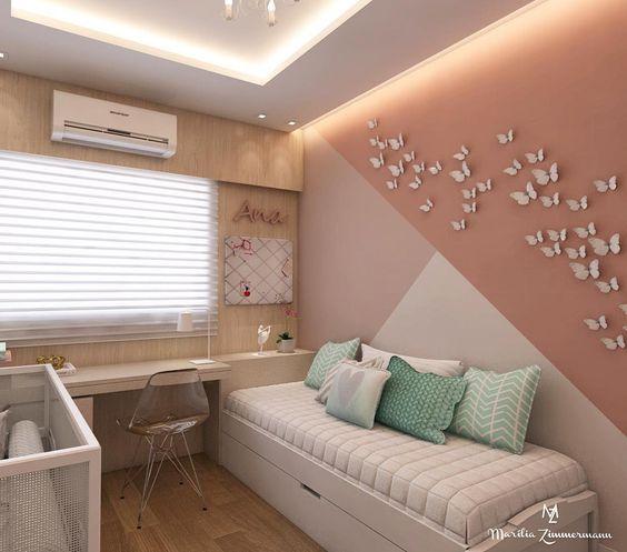 Aire acondicionado habitación infantil