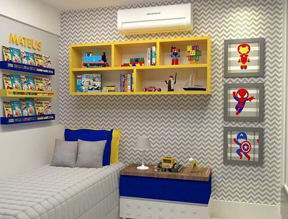 Split habitación infantil