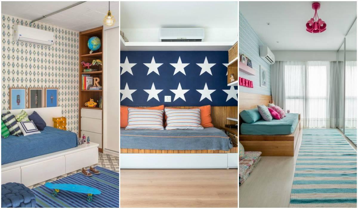 Split habitación infantil, climatización para habitaciones