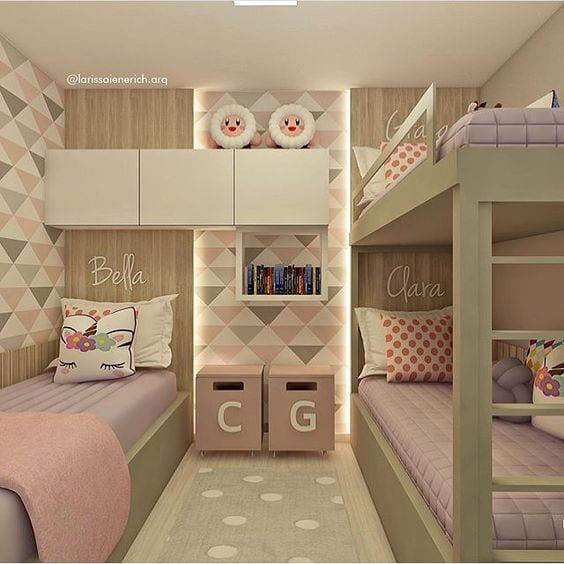 Habitación triple infantil