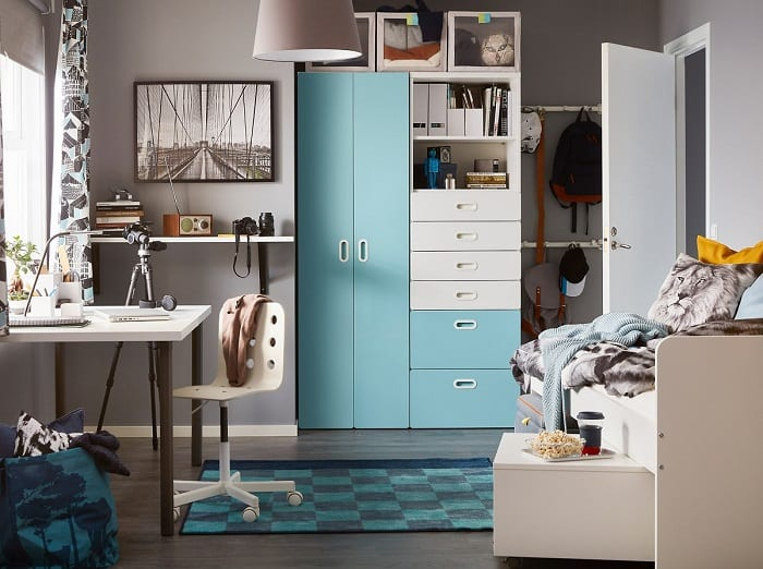 Dormitorios juveniles Ikea