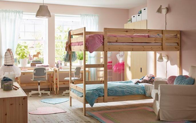 Habitaciones para dos Ikea