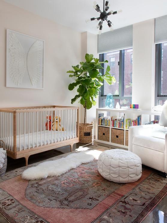 Estantería Kallax habitaciones infantiles