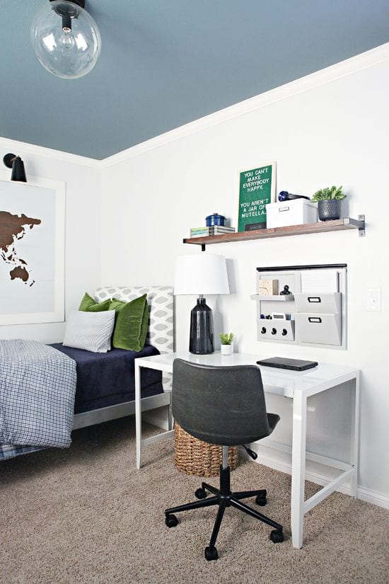 Trucos para ampliar el espacio de una habitación pequeña