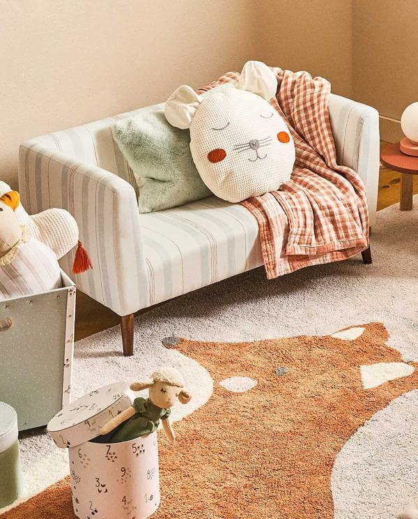 Sofa Zara para niños
