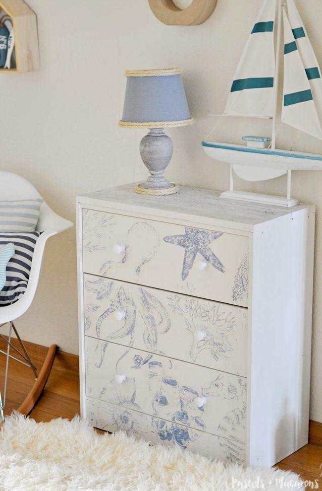 Mueble marinero, decoración diy