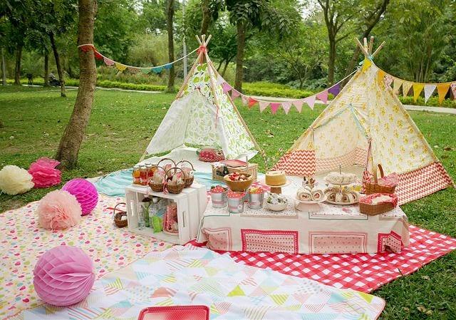 Las mejores fiestas infantiles al aire libre cumpleaños en el parque, piscina, playa