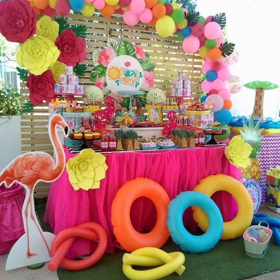 Las Mejores Fiestas Infantiles Al Aire Libre Cumpleanos En El