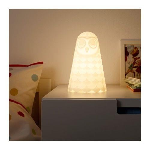 Lámpara Búho Ikea
