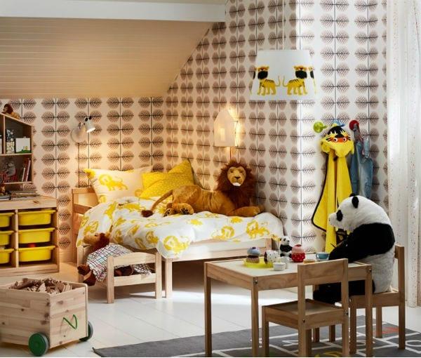 Lámparas infantiles Ikea