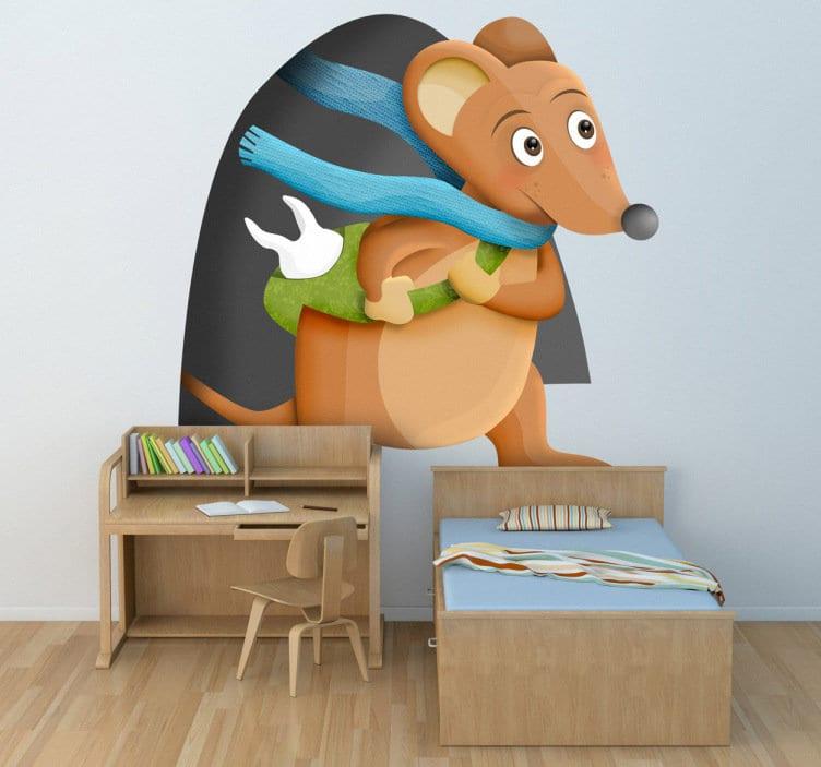 El cambio del dormitorio de bebé a la habitación infantil