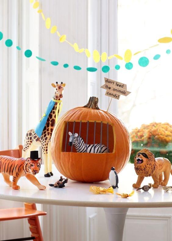 Decorar calabazas Halloween
