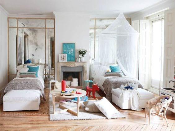 Inspiración fotos habitaciones infantiles y juveniles. Colchones, recomendaciones.