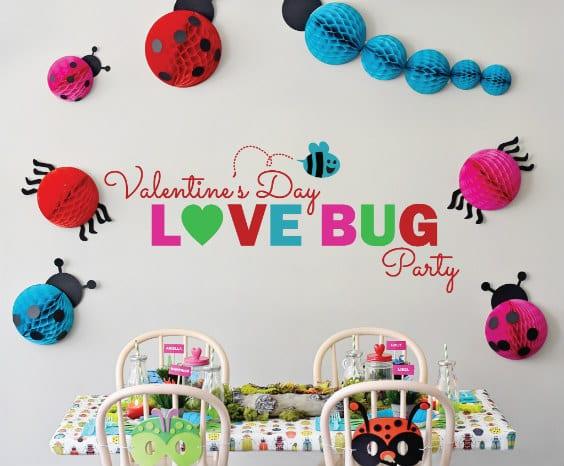 Fiesta San Valentín para niños