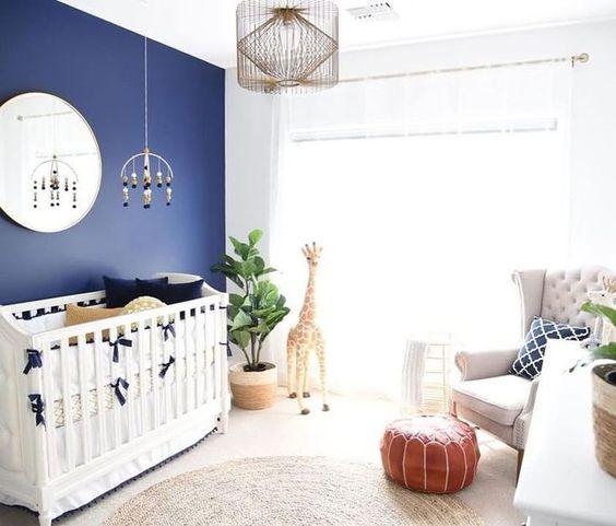 Habitaciones bebes Classic Blue
