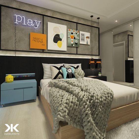 Habitación juvenil 2020