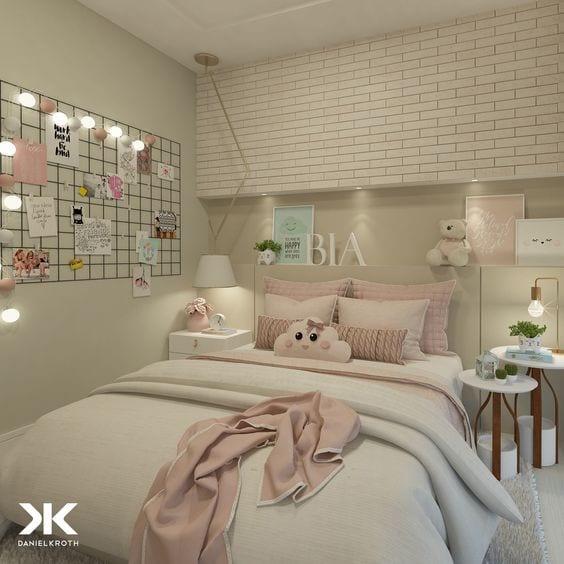 Habitación chica 2020