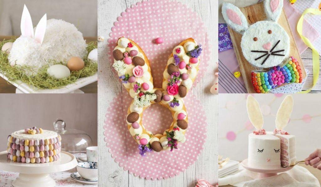 Tartas de Pascua, ideas de decoración y recetas