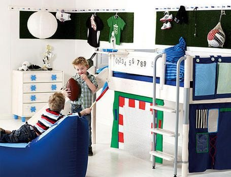 Césped Artificial en espacios infantiles o juveniles