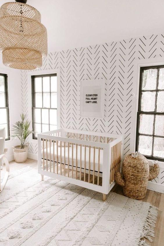 Espacio confortable bebé