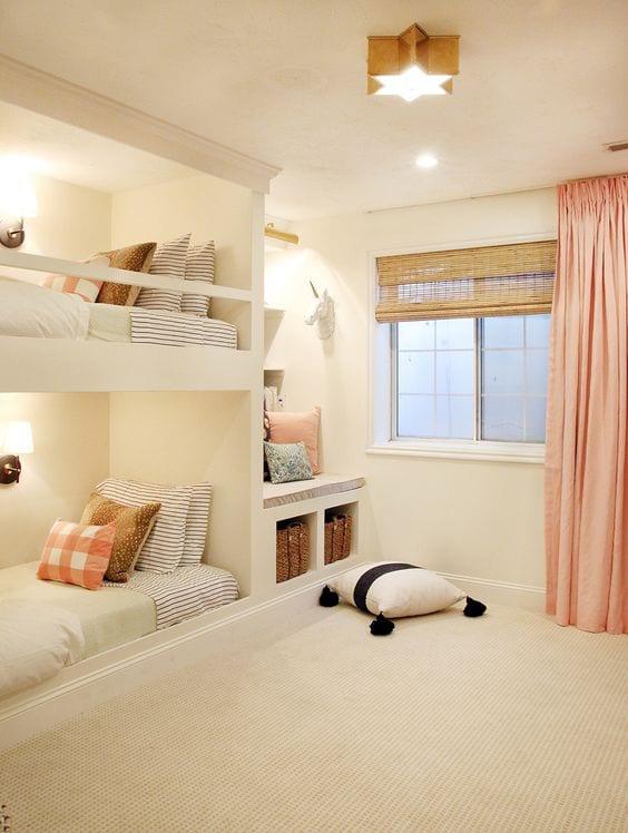 Tendencia Persianas de madera para habitaciones infantiles