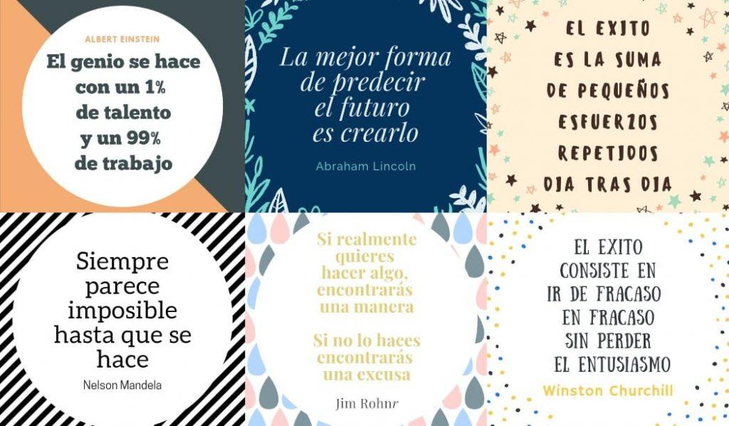 Frases Motivadoras Para Estudiantes 33 Frases Para Decorar