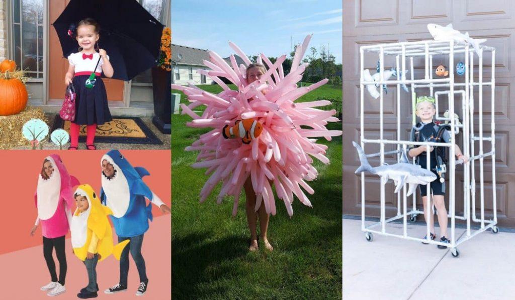 Diseña y crea los disfraces mas originales de tus hijos